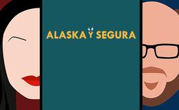 Imagen de Alaska y Segura en RTVE
