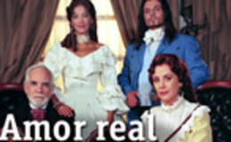 Imagen de Amor real en RTVE