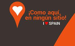 Imagen de ¡Como aquí, en ningún sitio! - I love Spain en RTVE