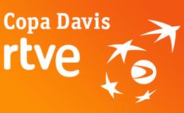 Imagen de Copa Davis en RTVE