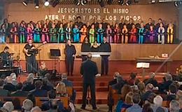 Imagen de Culto evangélico en RTVE