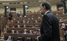 Imagen de Debate de investidura de Mariano Rajoy 2011 en RTVE