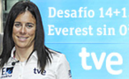 Imagen de Desafío 14+1. Everest sin O2 en RTVE