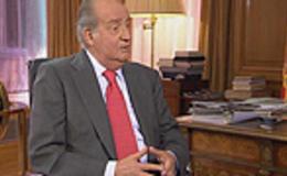 Imagen de El rey cumple 75 años en RTVE