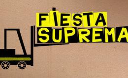 Imagen de Fiesta suprema en RTVE