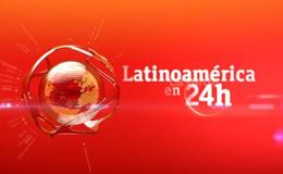 Imagen de Latinoamérica en 24 horas
