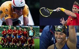 Imagen de Los mejores momentos del deporte español