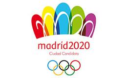 Imagen de Madrid 2020 en RTVE