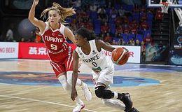 Imagen del vídeo Baloncesto - Campeonato del Mundo Femenino 2018. 1/8 de Final: Francia - Turquía
