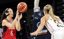 Imagen del vídeo Baloncesto - Campeonato del Mundo Femenino 2018. 1ª Semifinal: Bégica - EE.UU.