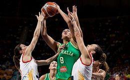 Imagen del vídeo Baloncesto - Campeonato del Mundo Femenino 2018. 2ª Semifinal: Australia - España