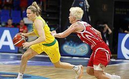 Imagen del vídeo Baloncesto - Campeonato del Mundo Femenino 2018: Australia - Turquía