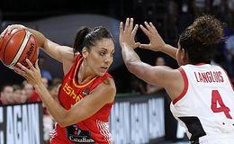 Imagen del vídeo Baloncesto - Campeonato del Mundo Femenino 2018: Canadá - España