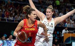 Imagen del vídeo Baloncesto - Campeonato del Mundo Femenino 2018: España - Bélgica