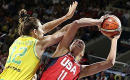 Imagen del vídeo Baloncesto - Campeonato del Mundo Femenino 2018. Final: EE.UU. - Australia