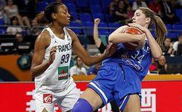 Imagen del vídeo Baloncesto - Campeonato del Mundo Femenino 2018: Francia - Grecia