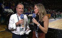 Imagen del vídeo Baloncesto - Campeonato del Mundo Femenino 2018 Postpartido España - Bélgica