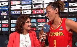 Imagen del vídeo Baloncesto - Campeonato del Mundo Femenino 2018. Postpartido España - Japón