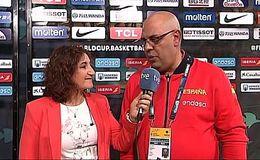 Imagen del vídeo Baloncesto - Campeonato del Mundo Femenino 2018. Previo España - Japón