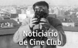 Imagen de Noticiario Cine Club en RTVE