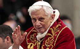 Imagen de Renuncia de Benedicto XVI en RTVE