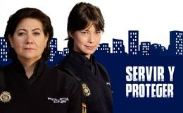 Imagen de Servir y proteger en RTVE