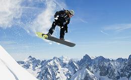 Imagen de Snowboard en RTVE