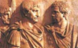 Imagen de Trajano, emperador de Roma en RTVE
