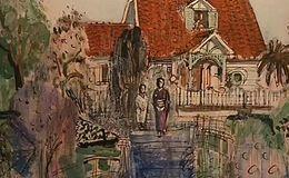 Imagen del vídeo La casa del tejado rojo (Presentación)