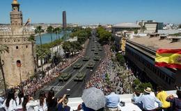 Imagen de Desfile Día de las Fuerzas Armadas