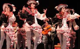 Imagen de Ondaluz en Carnaval en 7 TV Andalucía