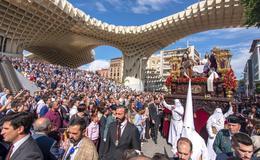 Imagen de Semana Santa de Sevilla 2019