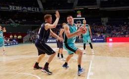 Imagen de Champions League de Baloncesto en Telemadrid