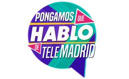 Imagen de Pongamos que hablo de Telemadrid en Telemadrid