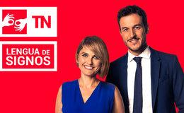 Imagen de Telenoticias  en Telemadrid