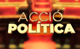Imagen de Acció política en TV3 (Cataluña)