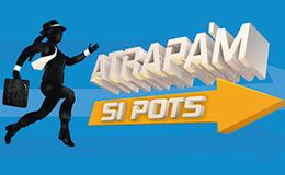 Imagen de Atrapa'm si pots en TV3 (Cataluña)
