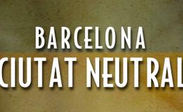 Imagen de Barcelona Ciutat Neutral en TV3 (Cataluña)