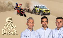 Imagen de Dakar 2019