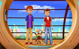 Imagen de El meu robot i jo en TV3 (Cataluña)