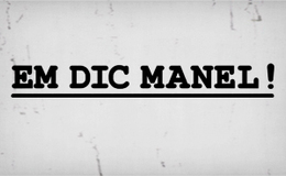 Imagen de Em dic Manel en TV3 (Cataluña)