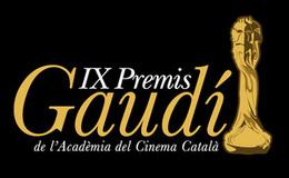 Imagen de Gales dels Premis Gaudí en TV3 (Cataluña)