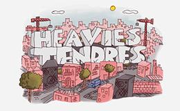 Imagen de Heavies tendres en TV3 (Cataluña)