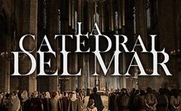 Imagen de La catedral del mar en TV3 (Cataluña)