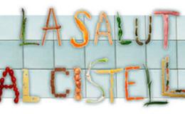 Imagen de La salut al cistell en TV3 (Cataluña)