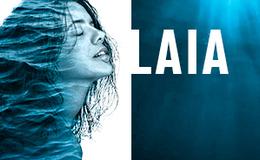 Imagen de Laia en TV3 (Cataluña)