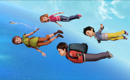 Imagen de Les noves aventures de Peter Pan en TV3 (Cataluña)