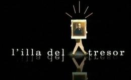 Imagen de L'illa del tresor en TV3 (Cataluña)