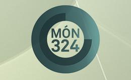 Imagen de Món 324 en TV3 (Cataluña)
