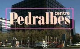 Imagen de Pedralbes Centre en TV3 (Cataluña)